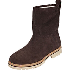 Timberland Chamonix Valle Winter Boots Women Dark Brown Suede